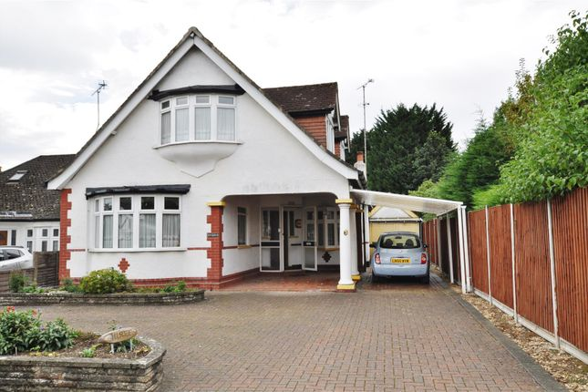 Thumbnail Detached house for sale in Elmroyd Avenue, Potters Bar