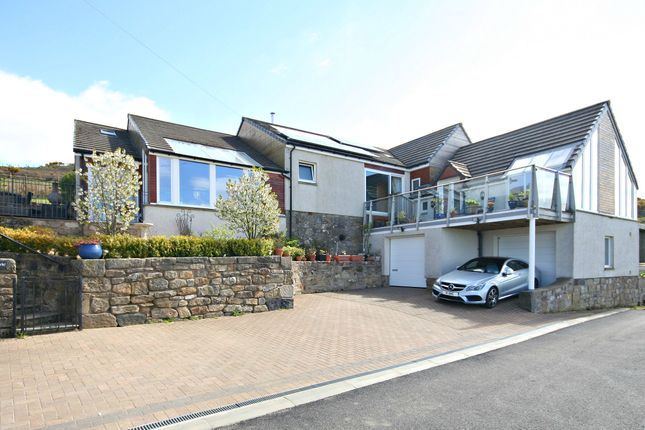 Thumbnail Country house for sale in Saline, Fife