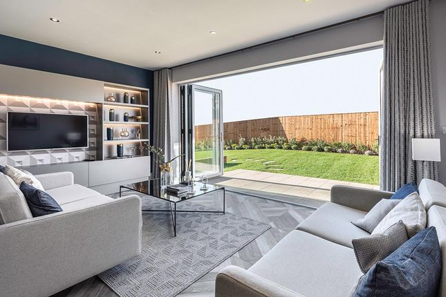 """Thumbnail Detached house for sale in """"The Sudbury Showhome"""" at Northgate Lodge, Skinner Lane, Pontefract"""