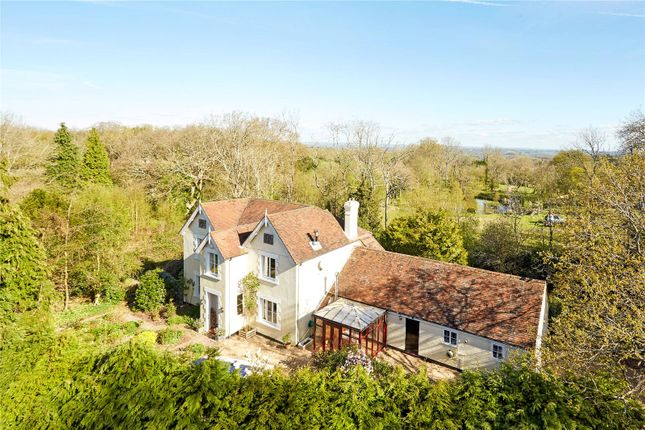 Thumbnail Detached house for sale in Steel Cross, Eridge Road, Crowborough, East Sussex