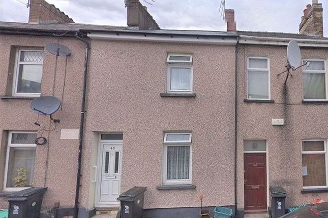 Thumbnail Terraced house to rent in St. Mary Street, Newport