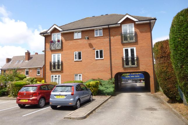 Thumbnail Flat to rent in Lichfield Road, Walsall Wood, Walsall