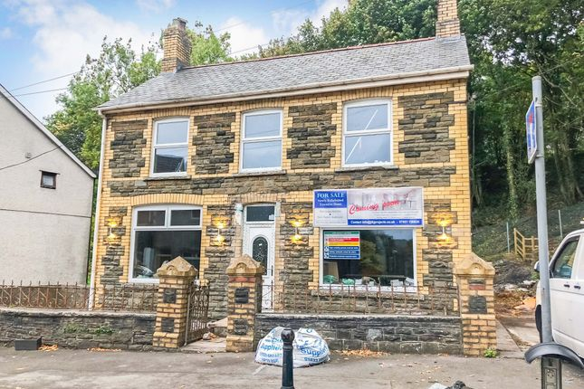 Thumbnail Detached house for sale in The Square, Glan Y Nant, Blackwood
