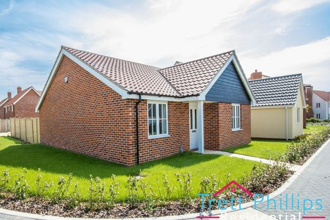 Thumbnail Bungalow to rent in Utopia Way, Mill Road, Stalham, Norwich