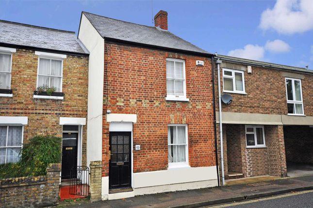 Thumbnail Terraced house to rent in Cranham Street, Oxford
