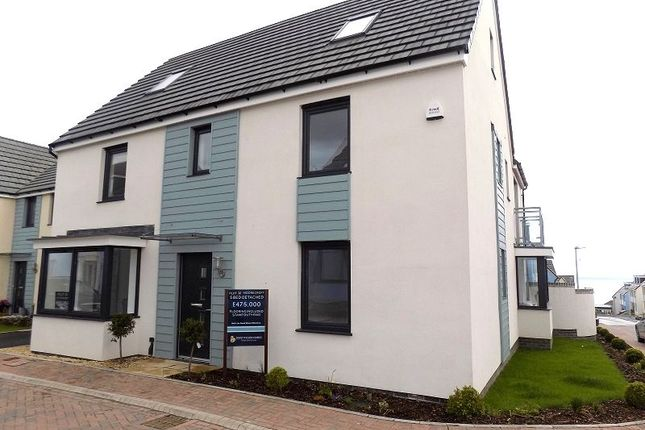 Thumbnail Detached house for sale in The Moorecroft Ocean View, Main Road, Ogmore-By-Sea, Bridgend.