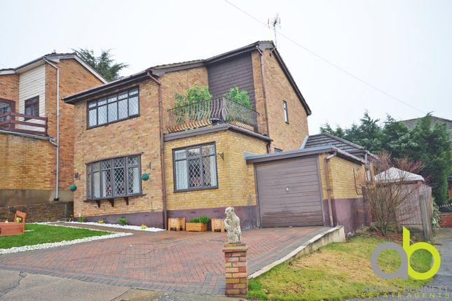 Thumbnail Detached house for sale in Greenoaks Close, Benfleet