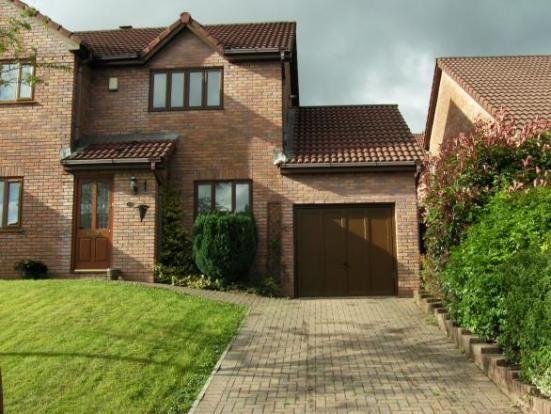 Thumbnail Semi-detached house to rent in Oakwood Drive, Clydach, Swansea, Swansea