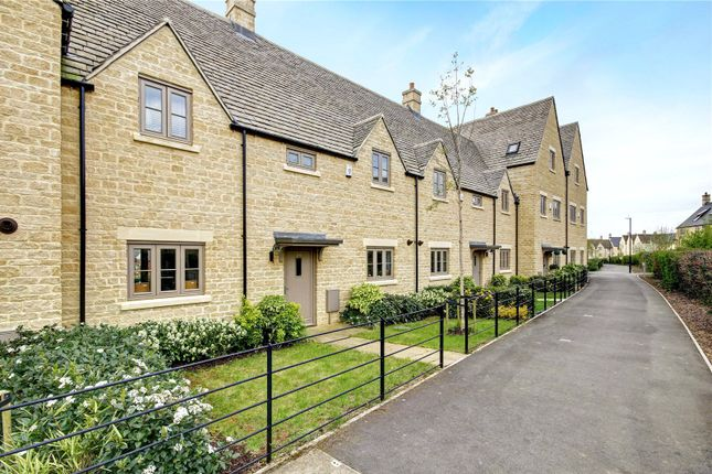 Thumbnail Terraced house for sale in Matthews Walk, Cirencester