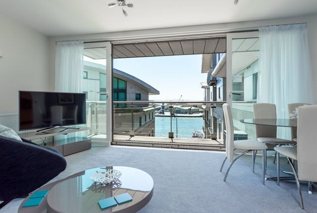 Thumbnail Flat for sale in Dolphin Quays, The Quay, Poole, Dorset
