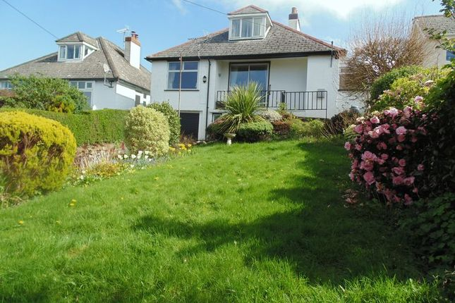 Thumbnail Detached house for sale in Limehayes Road, Okehampton