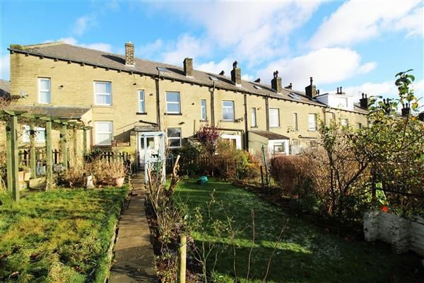 Thumbnail Terraced house for sale in Lord Street, Sowerby Bridge