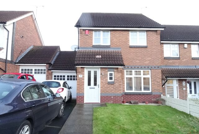 Thumbnail Semi-detached house to rent in Tiverton Drive, West Bromwich