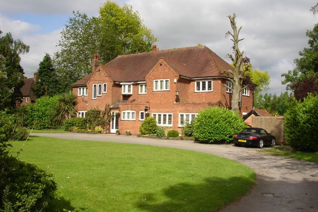 Thumbnail Detached house to rent in Forshaw Heath Road, Earlswood, Solihull