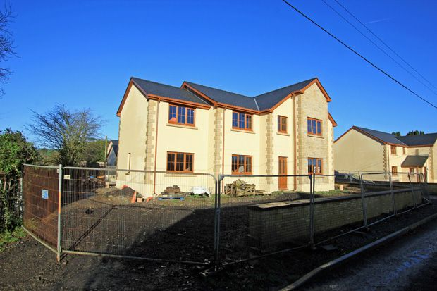 Thumbnail Detached house for sale in Glancothi Mansion, Alltyferin Road, Pontargothi, Carmarthen, Carmarthenshire
