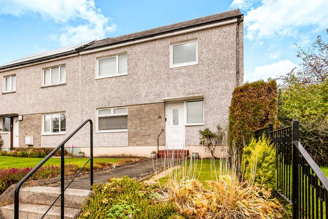 Thumbnail Semi-detached house for sale in Earlsburn Avenue, Stirling