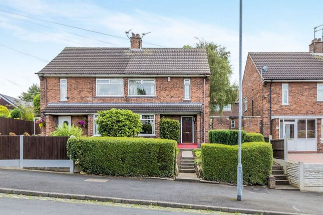 Thumbnail Semi-detached house for sale in Sunnyside Avenue, Tunstall, Stoke-On-Trent