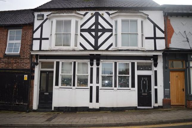 3 bed flat for sale in Stafford Street, Market Drayton TF9