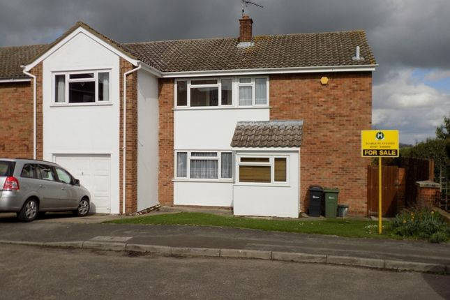 Thumbnail Detached house for sale in Willow Way, Halstead