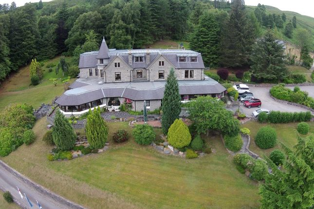 Thumbnail Hotel/guest house for sale in Glenspean Lodge Hotel, Roy Bridge, Inverness-Shire