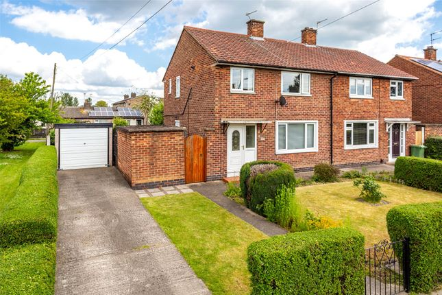 Thumbnail Semi-detached house for sale in Thanet Road, York