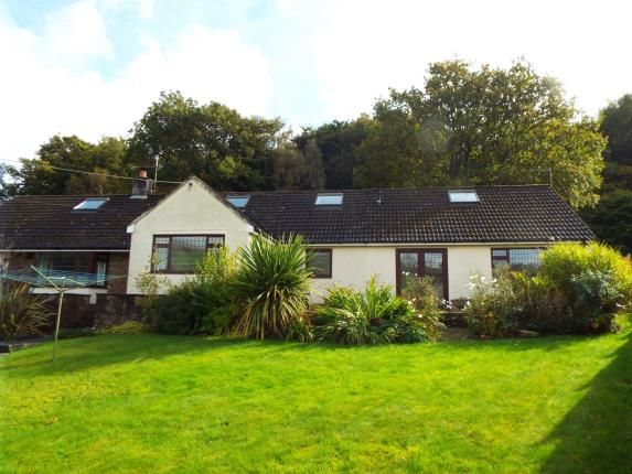 Thumbnail Detached house for sale in New Row, Machen, Caerphilly, Caerffili