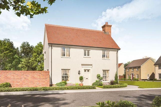 Thumbnail Terraced house for sale in Fordham Road, Soham, Ely