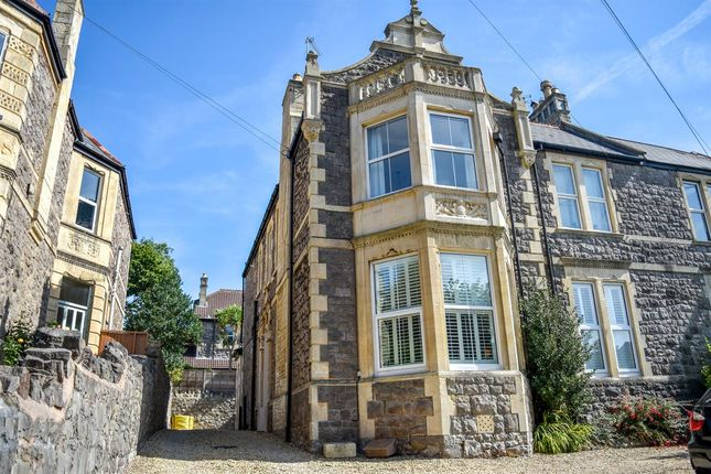 Thumbnail Flat to rent in Grove Park Road, Weston-Super-Mare