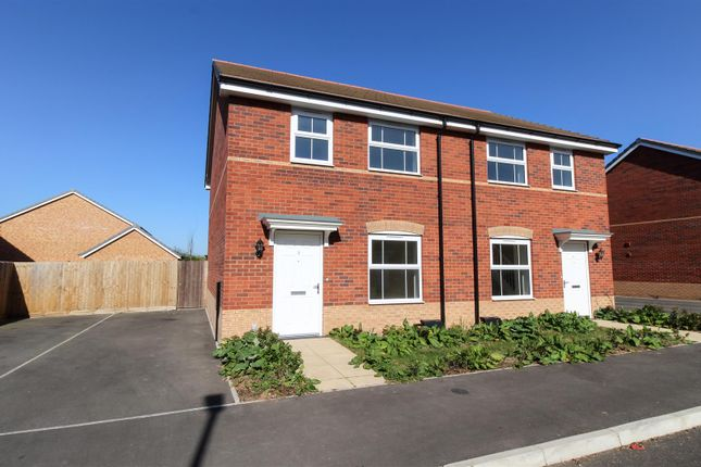 Semi-detached house for sale in Yew Tree Way, Barford, Warwick