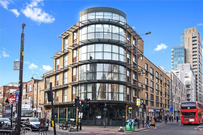 Thumbnail Flat to rent in The Verge Building, Bethnal Green Road, Shoreditch