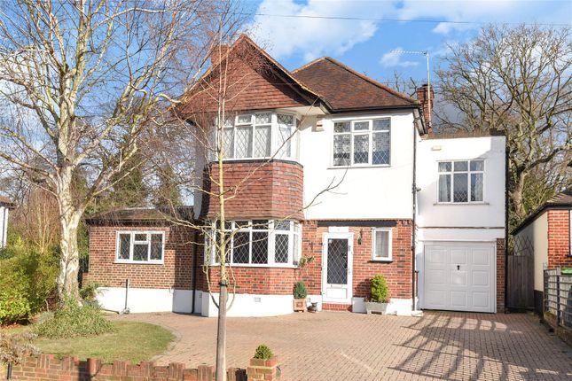 Thumbnail Detached house for sale in Copse Avenue, West Wickham