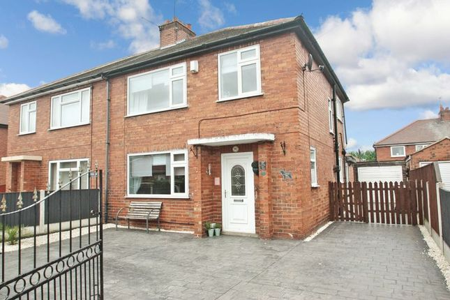3 bed semi-detached house for sale in Myson Avenue, Pontefract