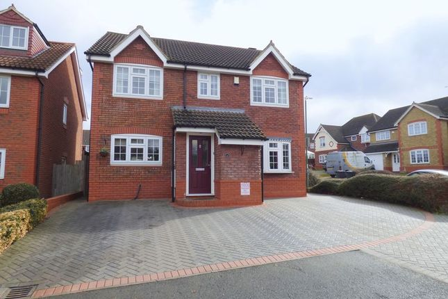 Thumbnail Detached house for sale in Appleton Drive, Dartford