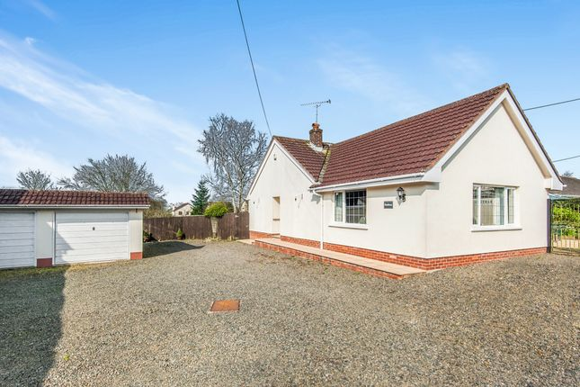 Thumbnail Detached house for sale in Wood Lane, Morchard Bishop, Crediton