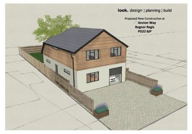 Thumbnail Detached house for sale in Ancton Way, Elmer, Bognor Regis