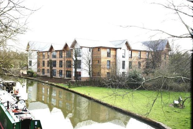 Studio to rent in Waterside House, Milton Keynes MK6