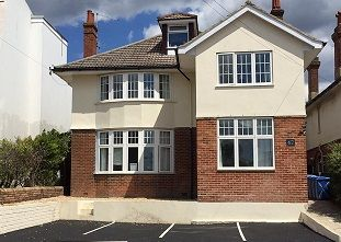 Thumbnail Detached house for sale in Kingland Road, Poole