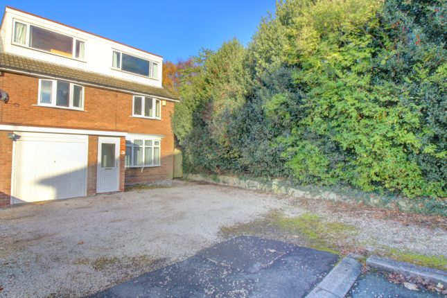 Thumbnail Detached house for sale in Ollison Drive, Streetly, Sutton Coldfield