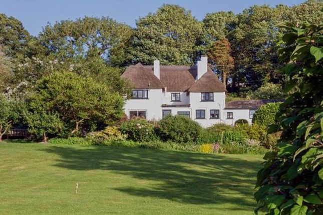 Thumbnail Detached house for sale in Moretonhampstead, Newton Abbot