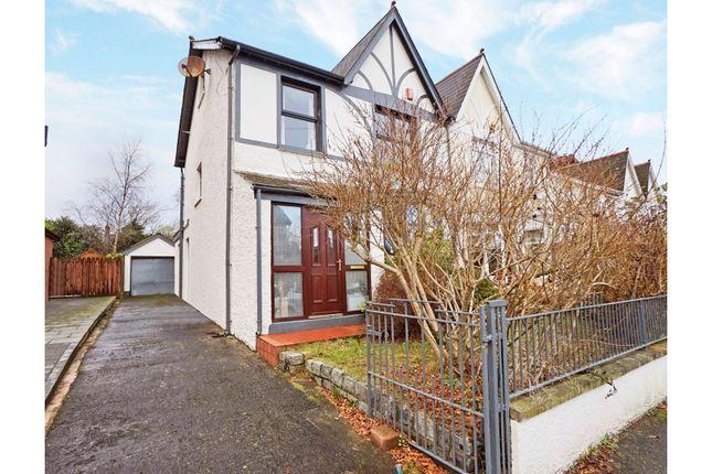 Thumbnail Semi-detached house for sale in Haypark Avenue, Belfast
