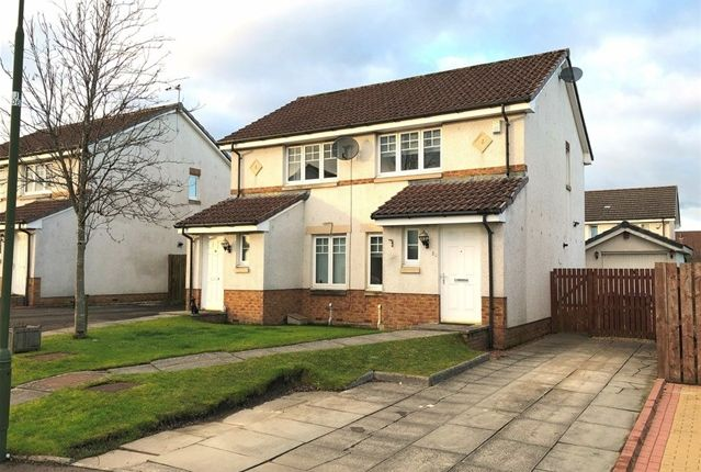 Thumbnail Semi-detached house to rent in Gillespie Place, Armadale, Bathgate