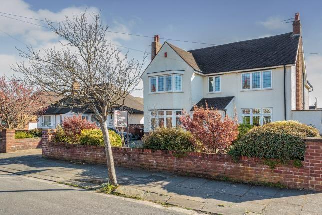 Thumbnail Detached house for sale in Newbury Road, Lytham St. Annes, Lancashire