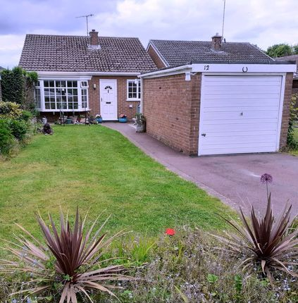 2 bed bungalow for sale in Wickstead Close, Woodthorpe, Nottingham NG5