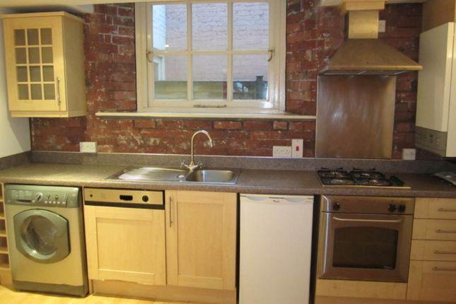 Kitchen of Art House, Preston Street, Exeter EX1