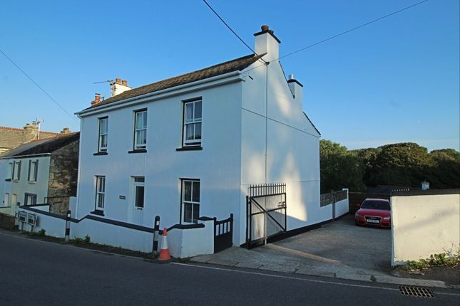 Thumbnail Detached house for sale in Fore Street, Sticker, St. Austell