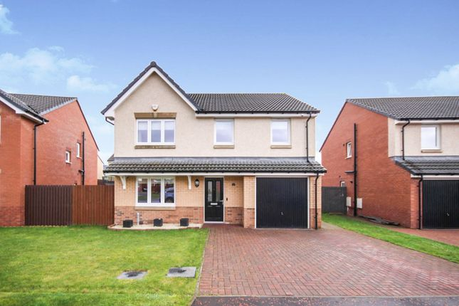 Thumbnail Detached house for sale in Glen Lochy Court, Dumbarton