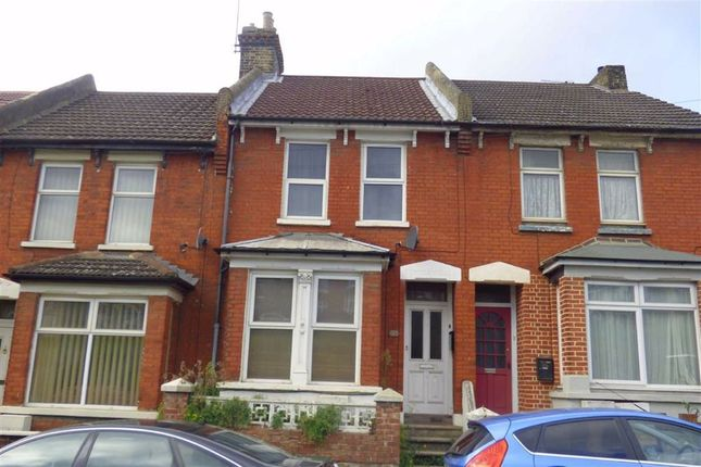 Thumbnail Terraced house to rent in Cliffe Road, Strood, Rochester