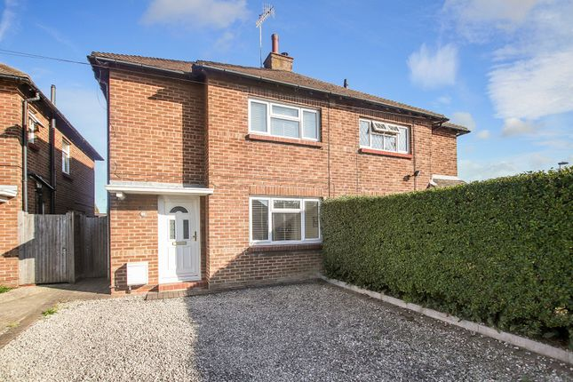 3 bed semi-detached house for sale in Castle Road, Worthing, West Sussex BN13