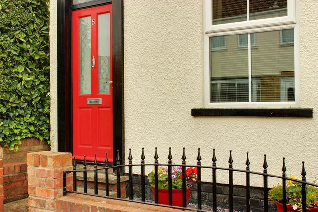 Thumbnail End terrace house for sale in St. Nicholas Road, Beverley