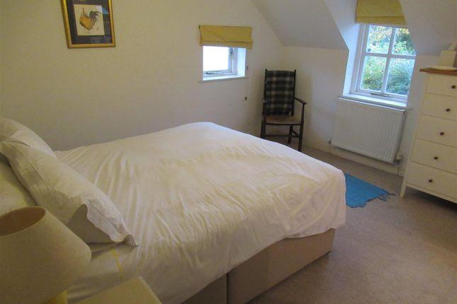 Bedroom 1 of East Street, Newport SA42
